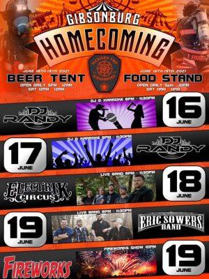 Homecoming Festival @ Homecoming Festival