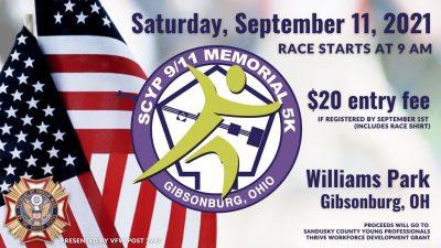 9/11 Memorial 5K @ 9/11 Memorial 5K