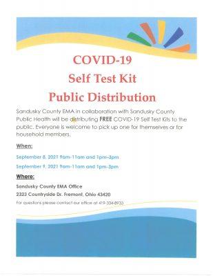 COVID-19 Self Test Kit For Public @ COVID-19 Self Test Kit For Public